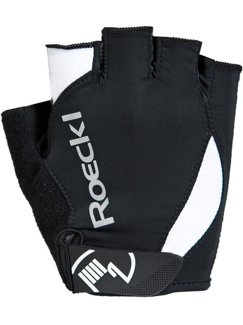 Roeckl Baku Handskar vit/svart